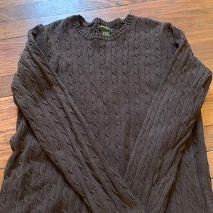 Eddie Bauer Cable-knit Sweater
